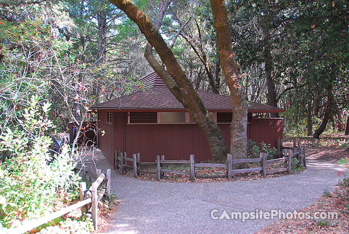 Henry Cowell Bathroom