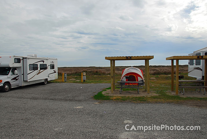 Mustang Island State Park - Campsite Photos, Reservations ...