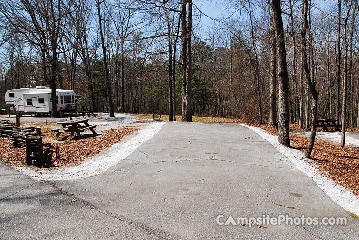 Oconee State Park Campsite Photos Camping Info