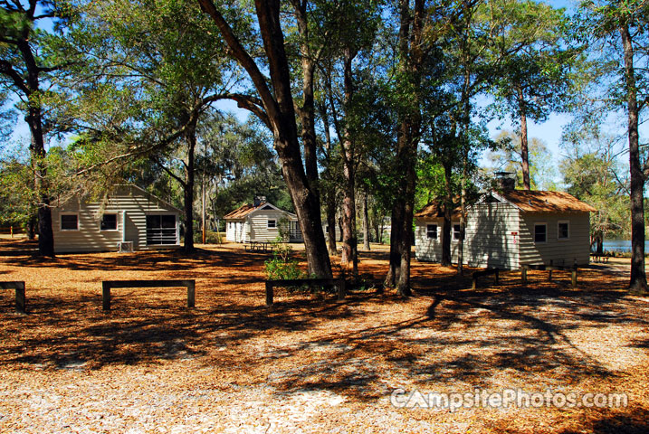 Gold Head Branch State Park Campsite Photos Info