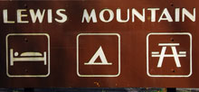 Lewis Mountain