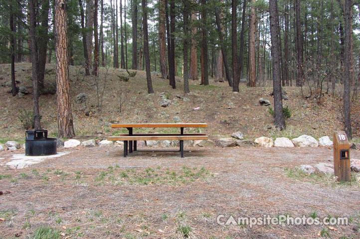 San Antonio - Campsite Photos, Campground Info and Reservations
