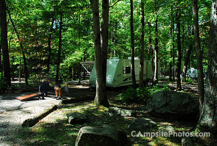 cades cove campground phone number