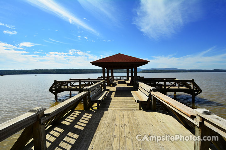 Lake Dardanelle State Park Campsite Photos And Camping Info