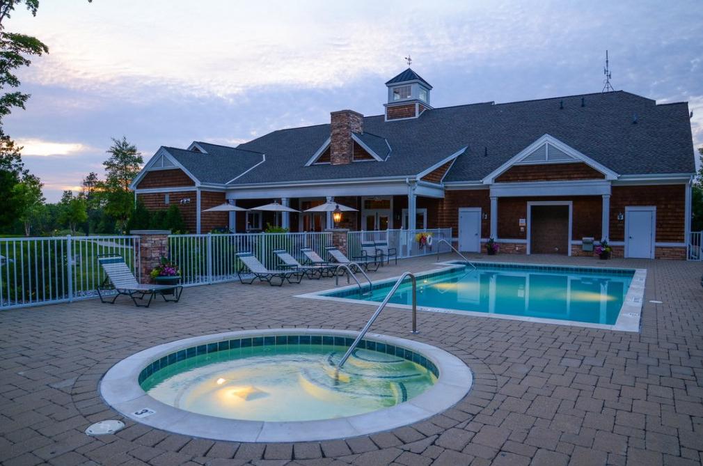 Petoskey Motorcoach Resort Campsite Photos