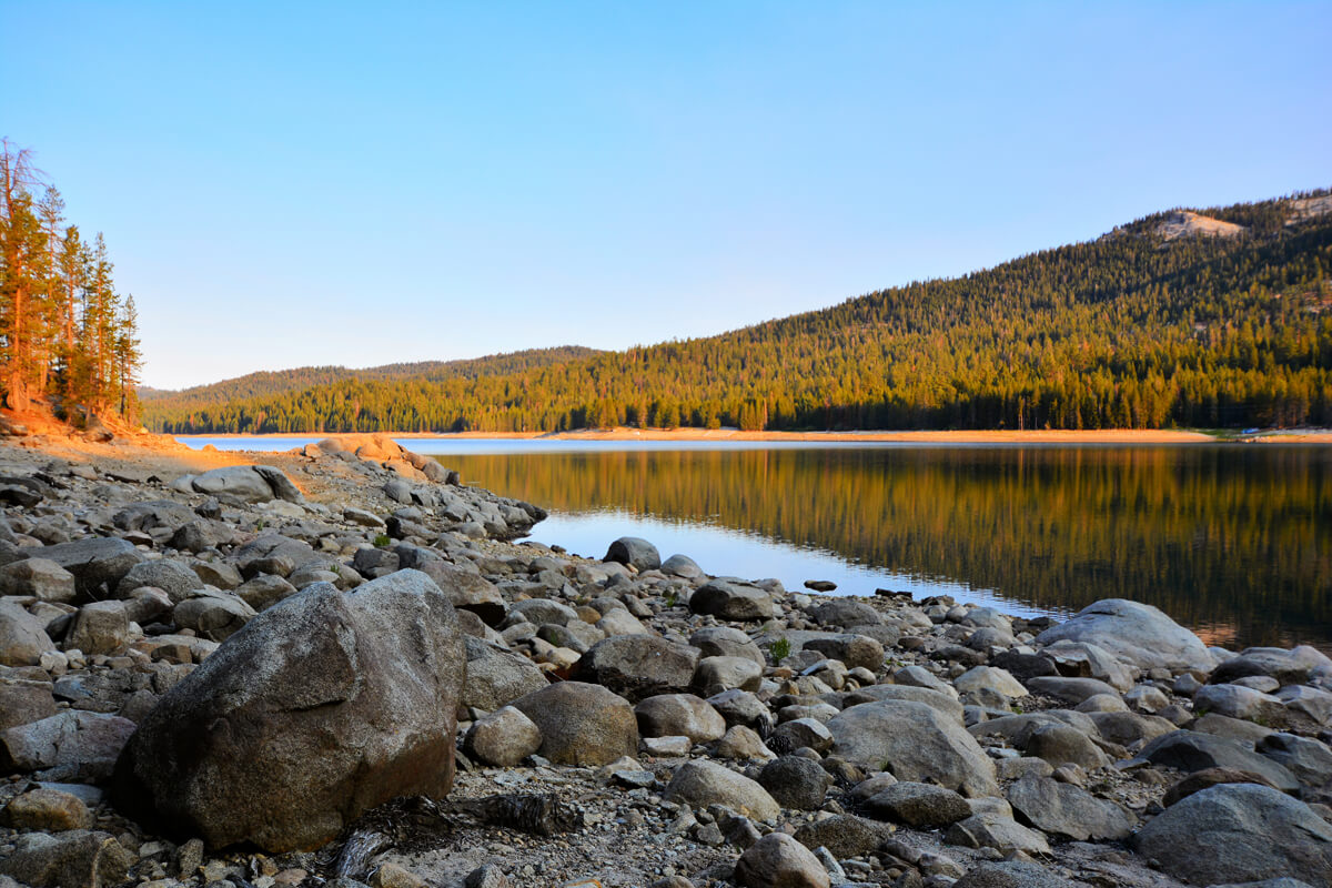 All huntington lake campgrounds now available for your for Huntington lake fishing