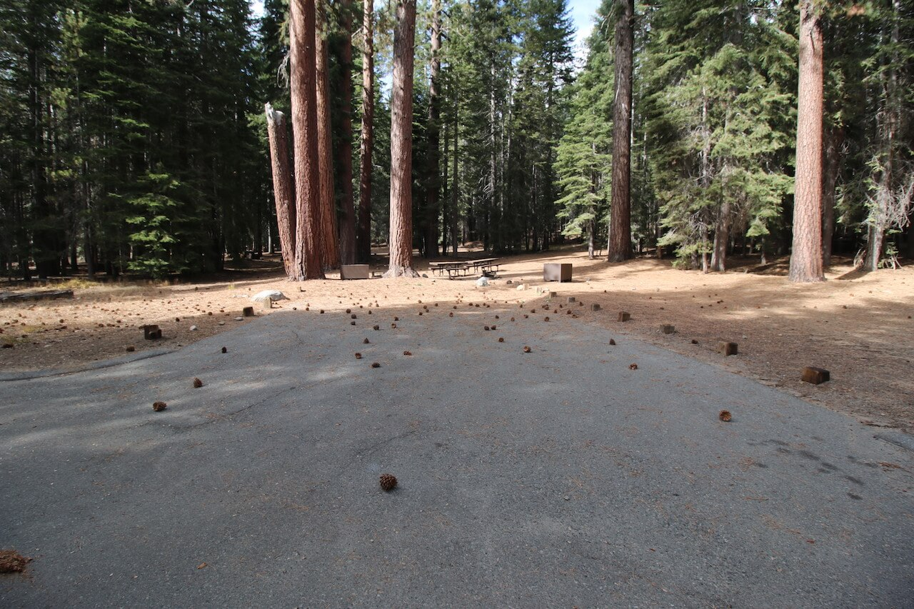 Huntington Lake Campgrounds_Kinnikinnick_Site 3_CampsitePhotos.com