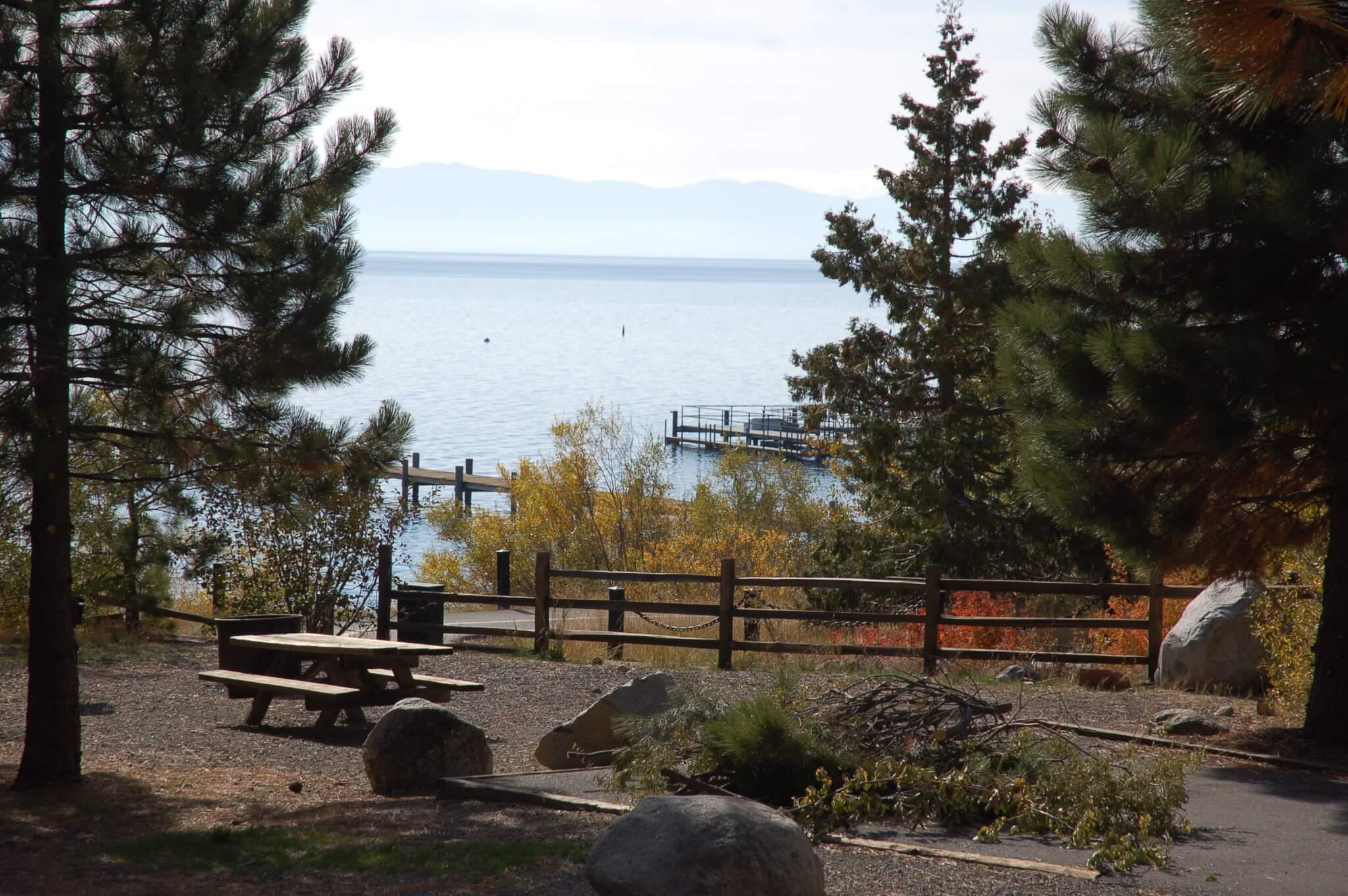 Tahoe SRA View