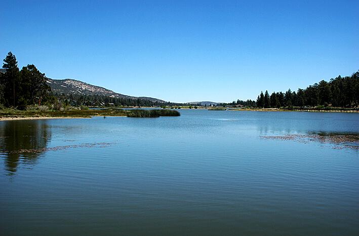 Big Bear Lake Area Campgrounds - Big Bear Lake