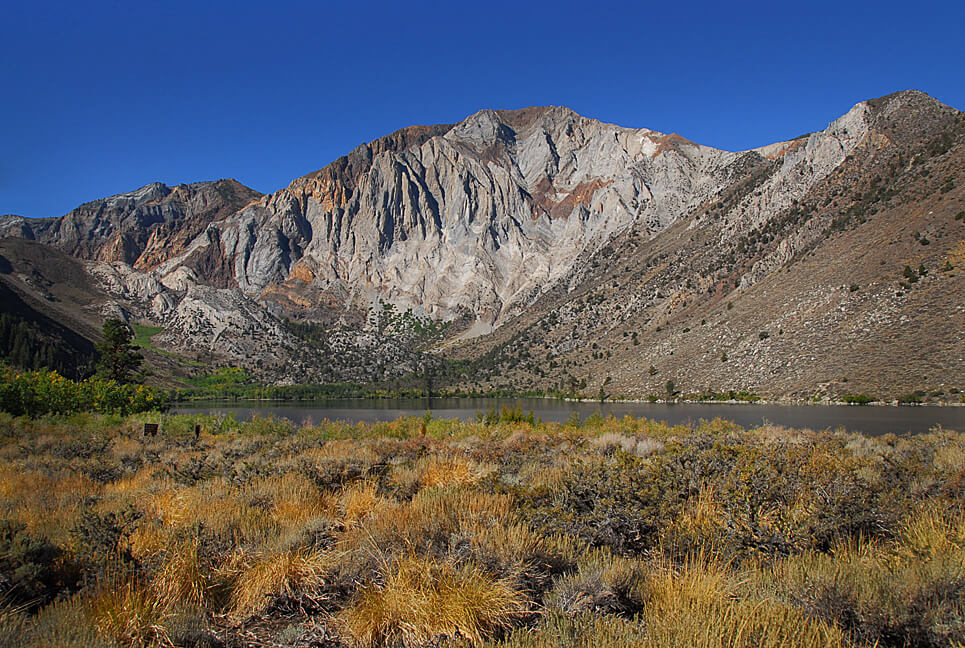 The Best Mammoth Lakes Area Campgrounds Convict Lake View