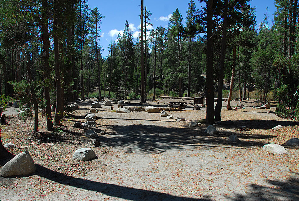 The Best Mammoth Lakes Area Campgrounds Pumice Flat Campsite 5
