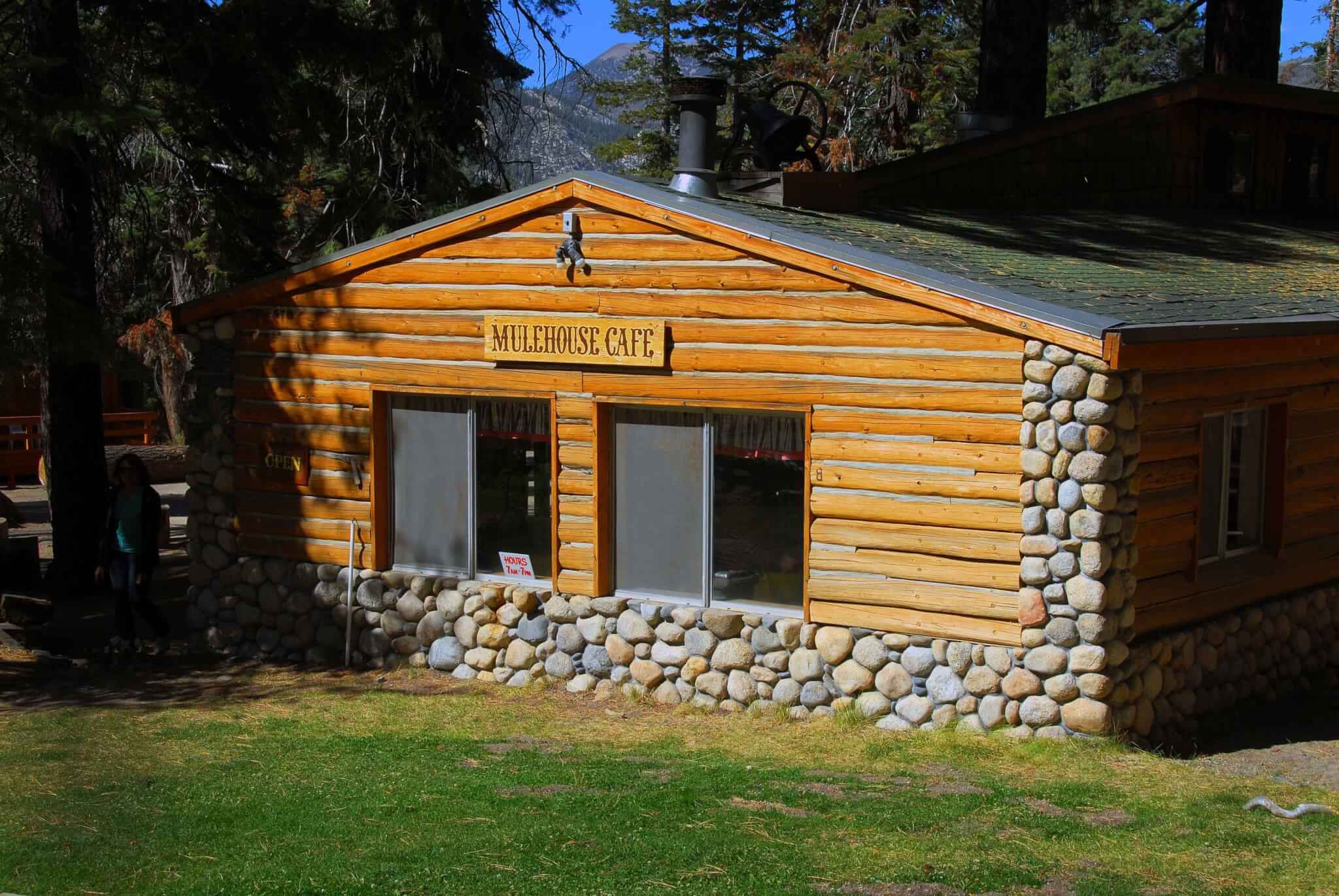 The Best Mammoth Lakes Area Campgrounds Reds Meadow Mulehouse Cafe
