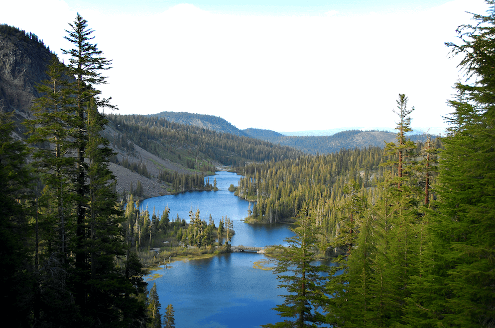 The Best Mammoth Lakes Area Campgrounds Twin Lakes Overlook