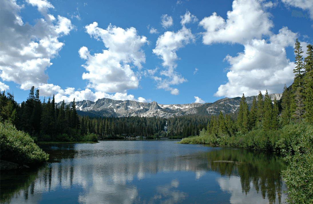 The Best Mammoth Lakes Area Campgrounds Twin Lakes Scenic