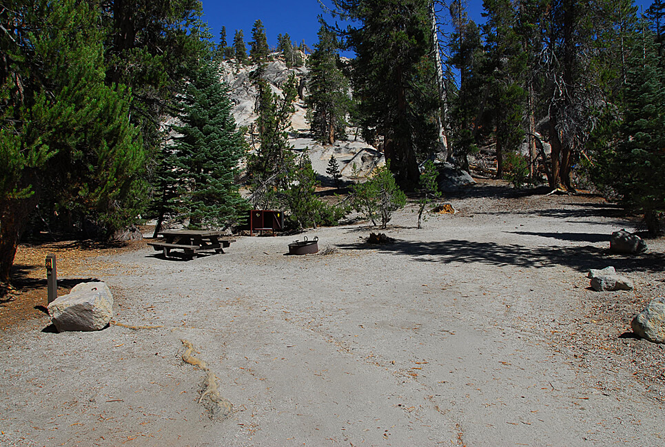 The Best Mammoth Lakes Area Campgrounds Upper Soda Springs Campsite 28