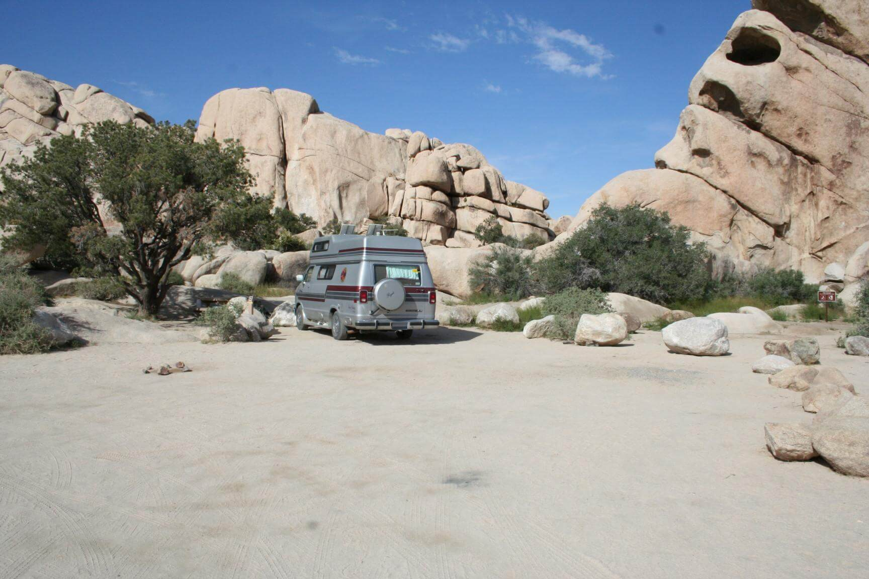 Joshua Tree National Park's Best Campsites Hidden Valley #3