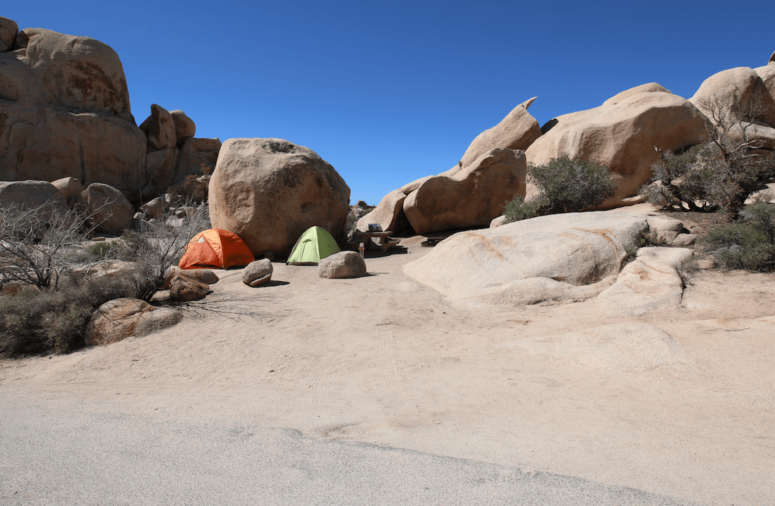 Joshua Tree National Park's Best Campsites Hidden Valley #23