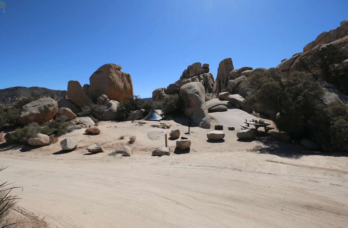 Joshua Tree National Park's Best Campsites Hidden Valley #44