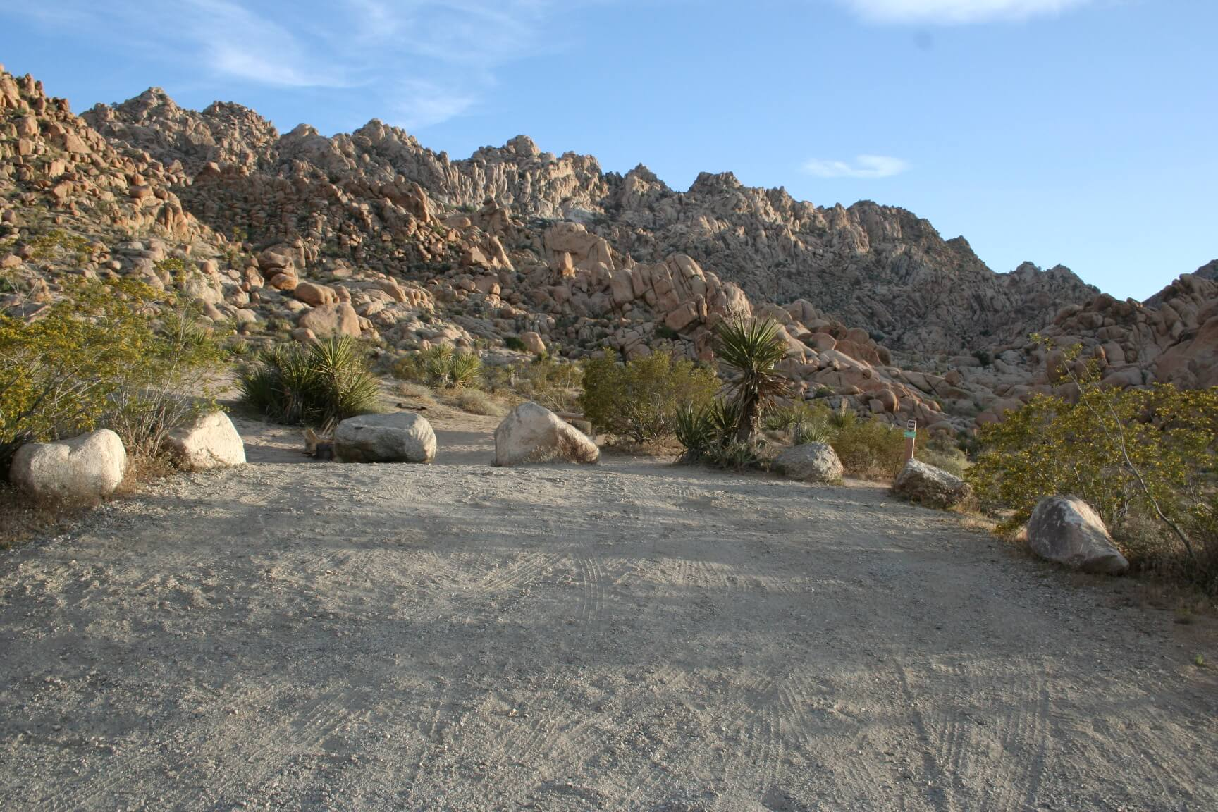 Joshua Tree National Park's Best Campsites Indian Cove #90