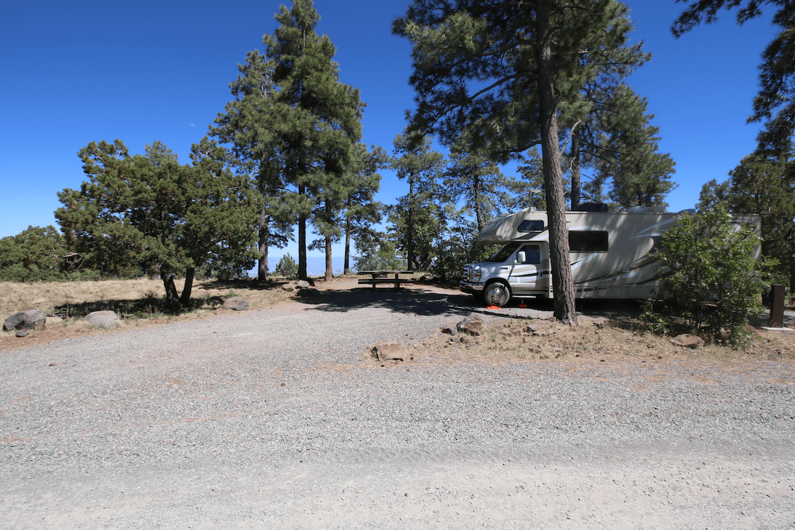Prescott Area Campgrounds Mingus Mountain 5