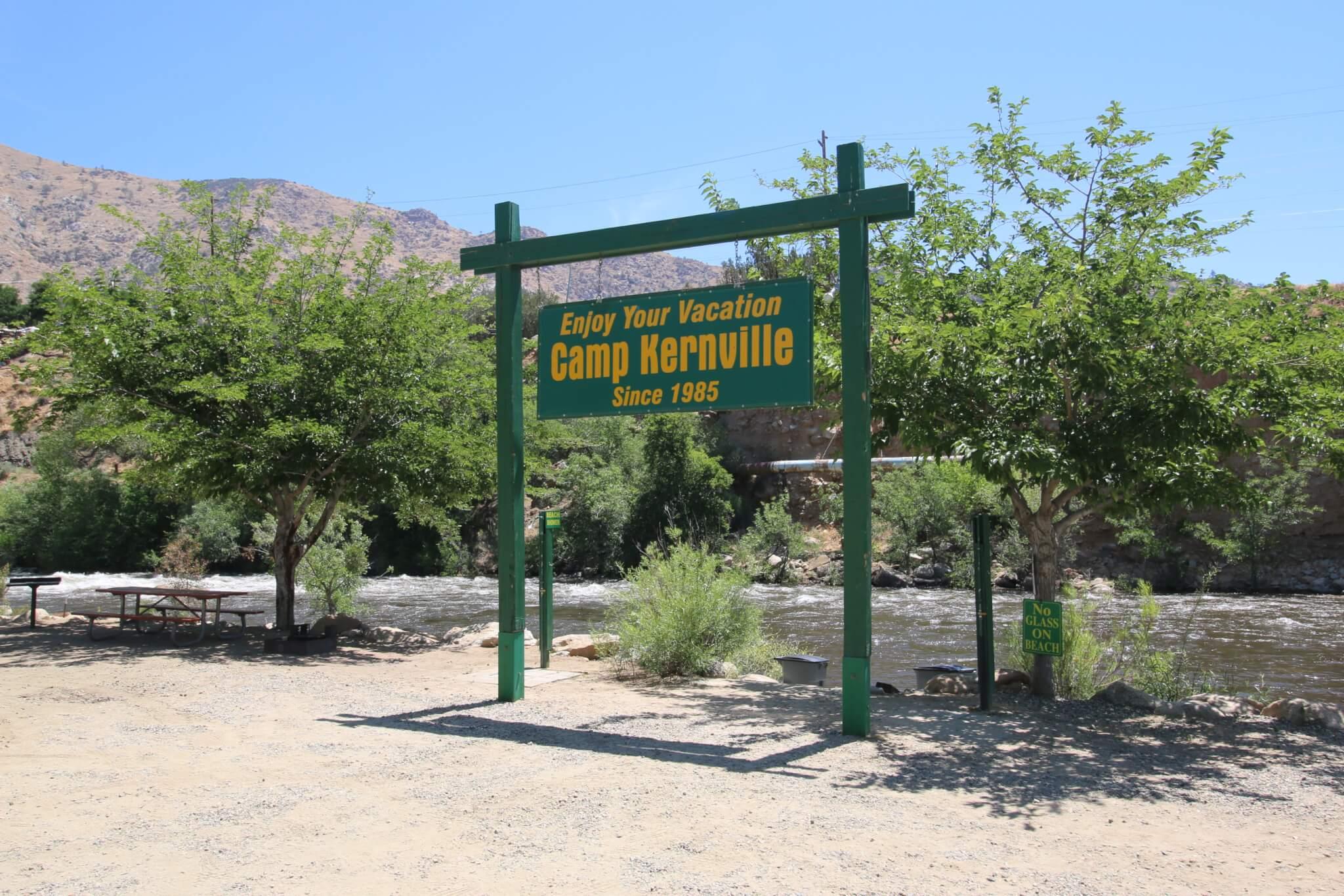 Kern River Campgrounds - Camp Kernville
