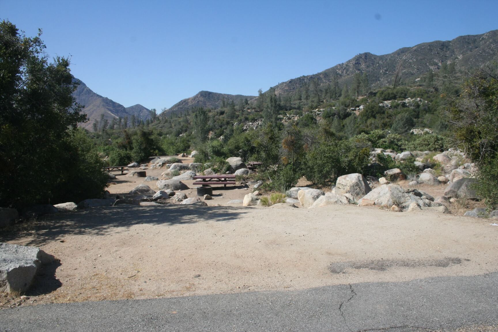 Kern River Campgrounds - Goldledge Campsite 33