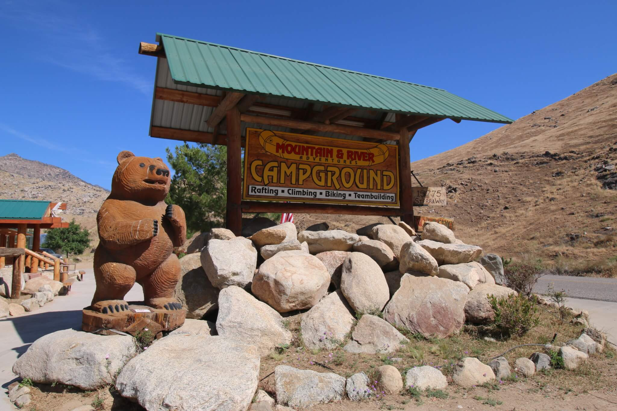 Kern River Campgrounds - Mountain & River Adventures