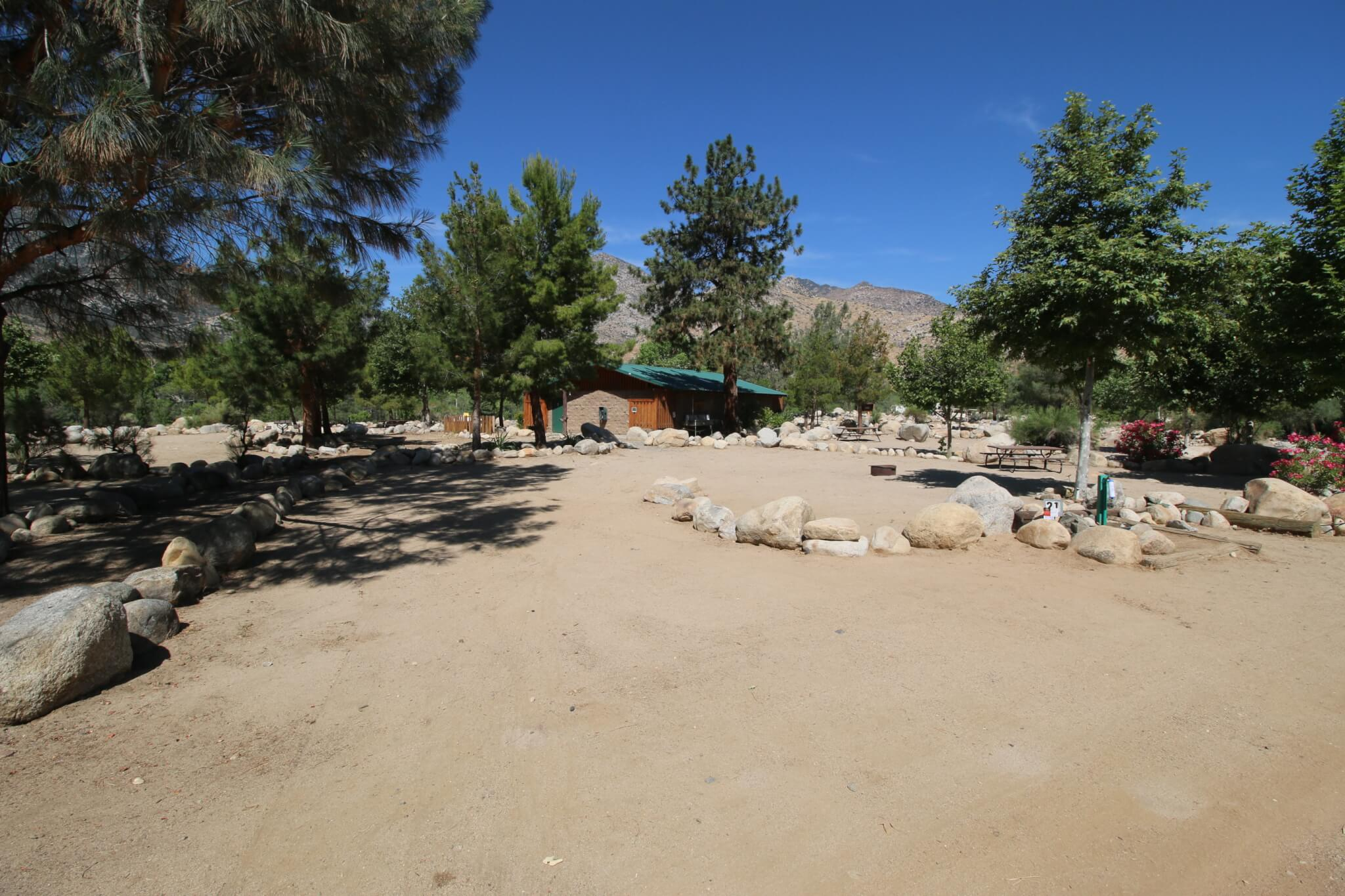 Kern River Campgrounds - Mountain and River Adventures Campground