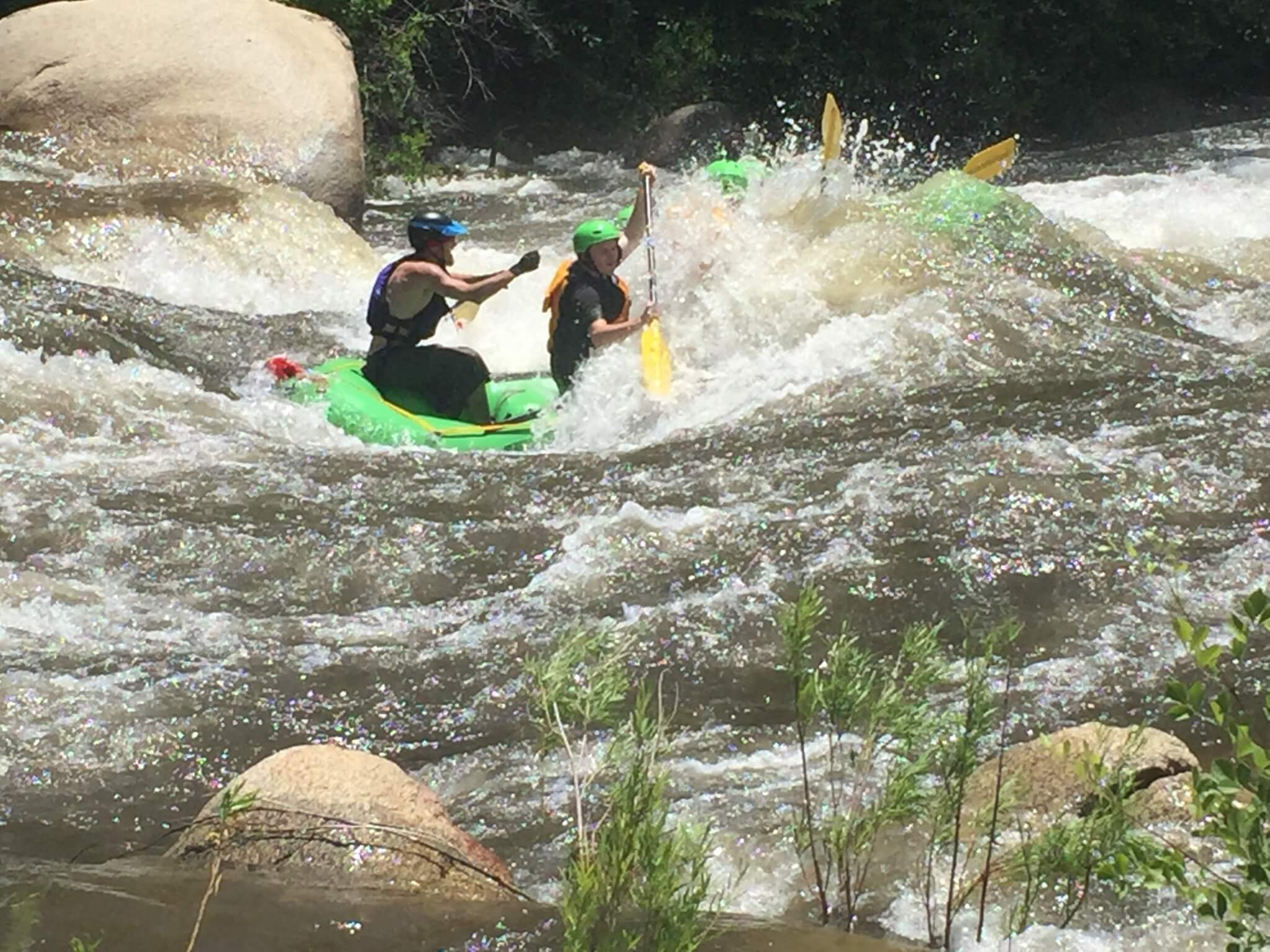 Kern River Campgrounds - Rafting