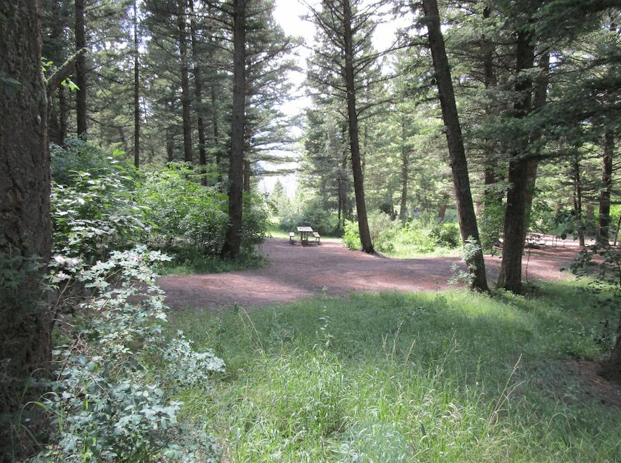 Helena Area Campgrounds - Vigilante 12