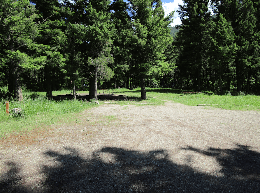 Helena Area Campgrounds - Vigilante 14