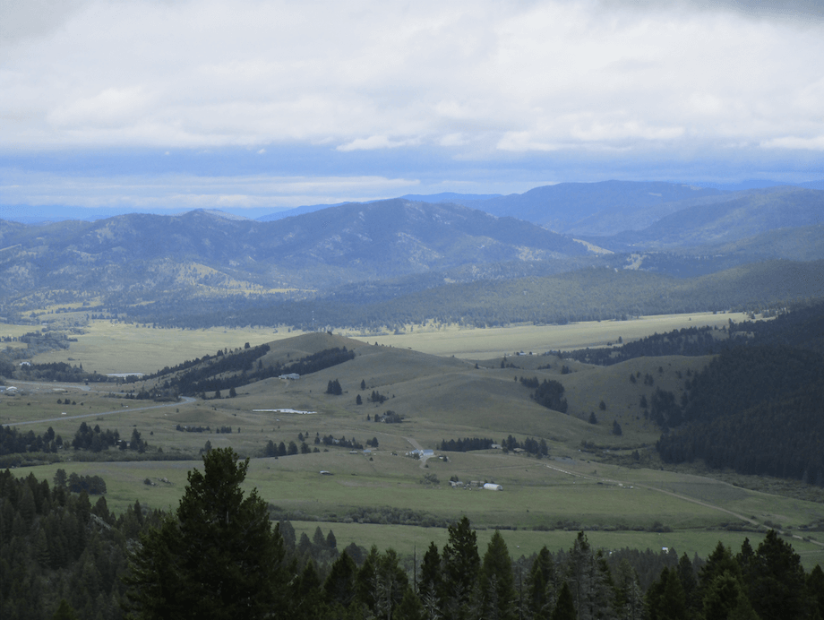 Helena Area Campgrounds