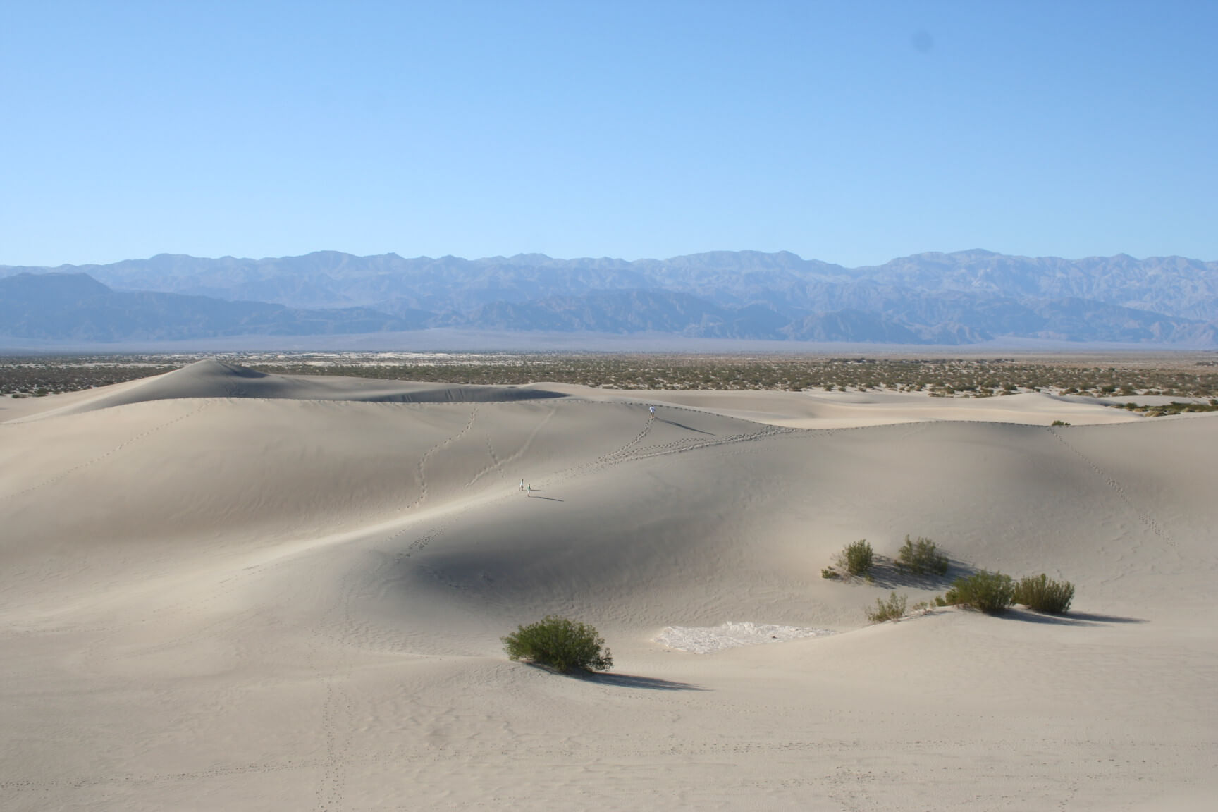 Western US - Fall Camping Guide_Death Valley National Park_Dunes