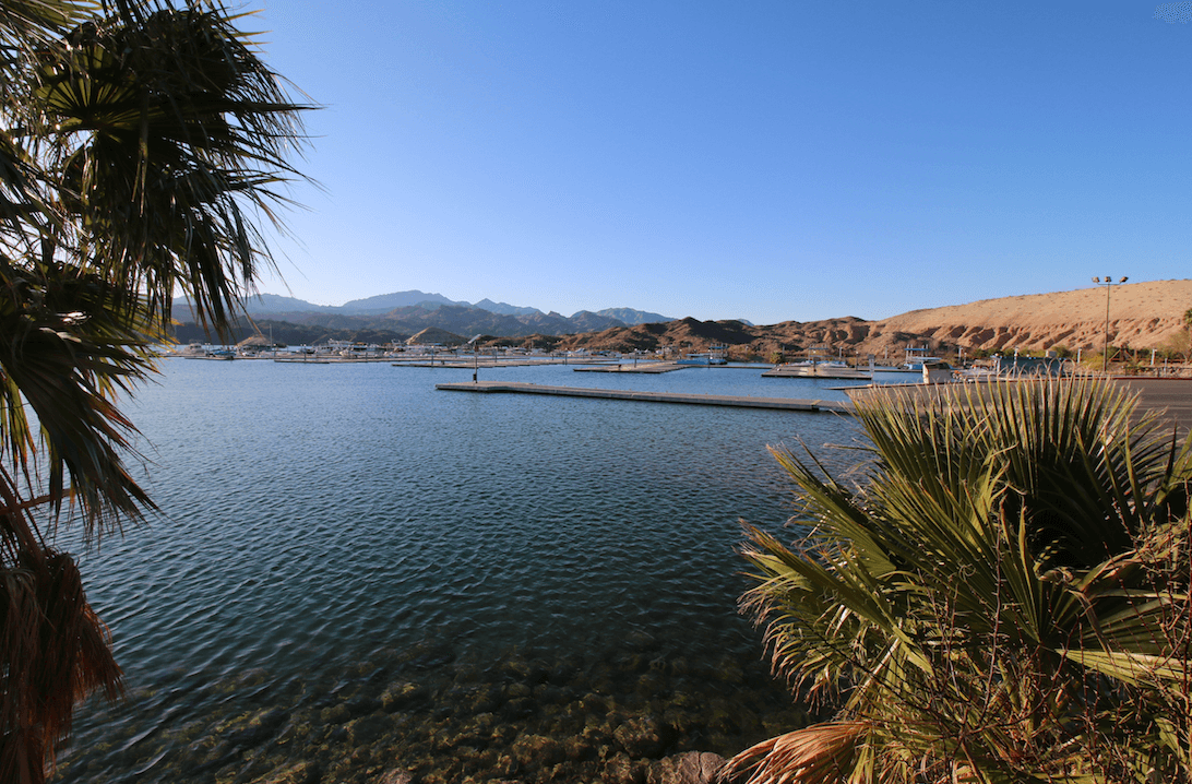 Western US - Fall Camping Guide - Katherine Landing Marina