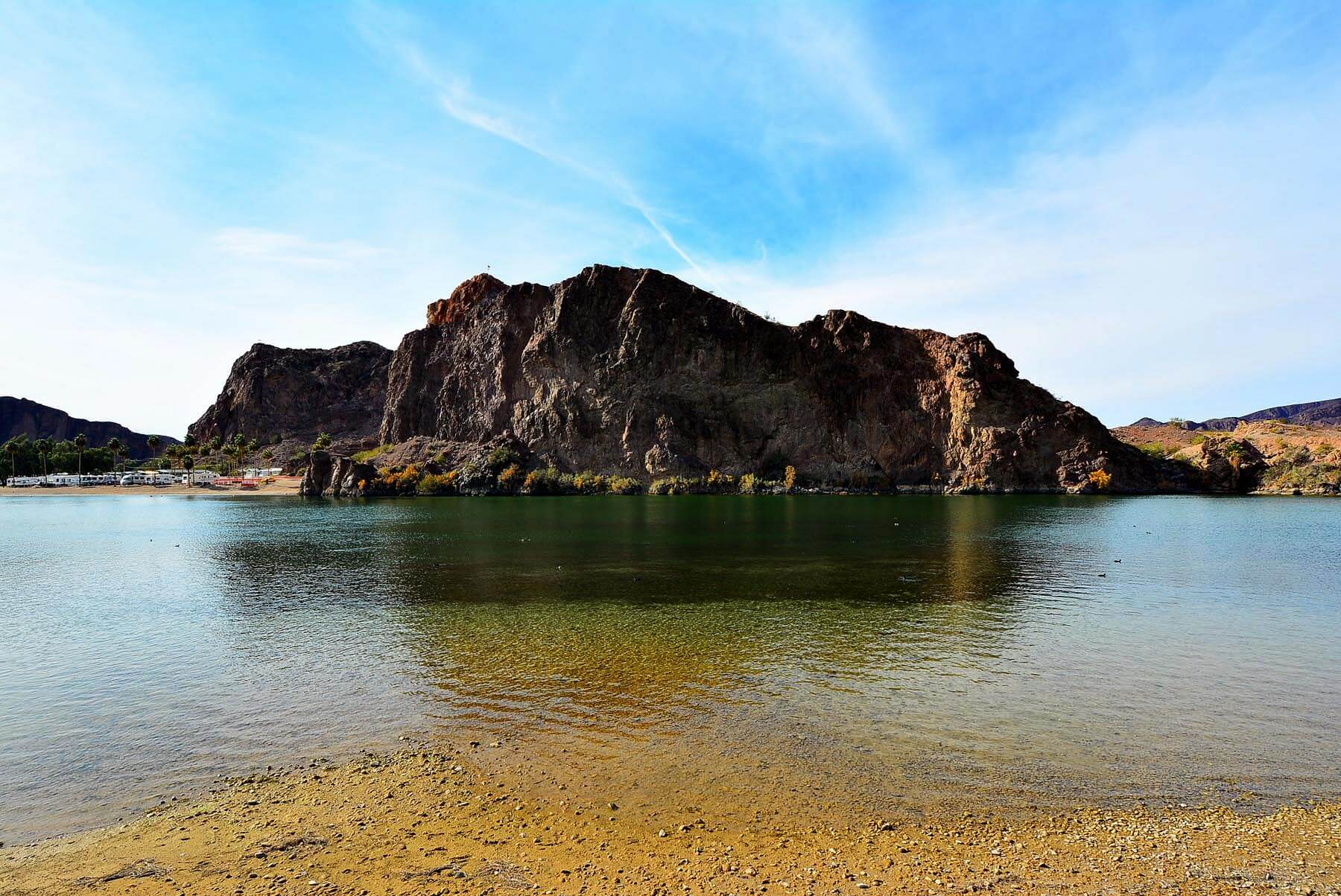 Western US- Fall Camping Guide_Colorado River