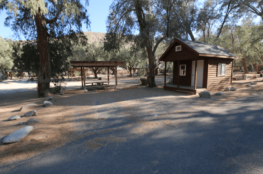 Western US - Fall Camping Guide_Tamarisk Grove Site 4