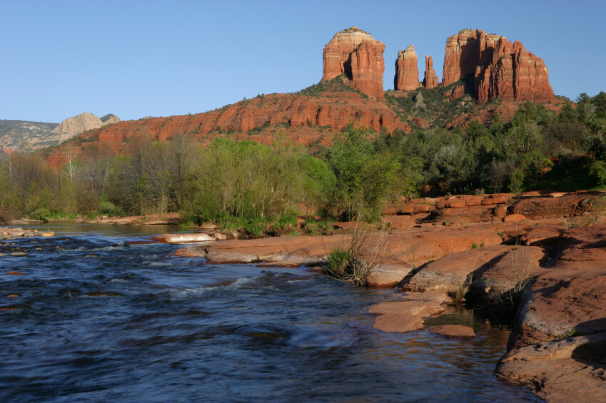 Western Fall Camping Guide (Desert Edition)_Sedona Oak Creek