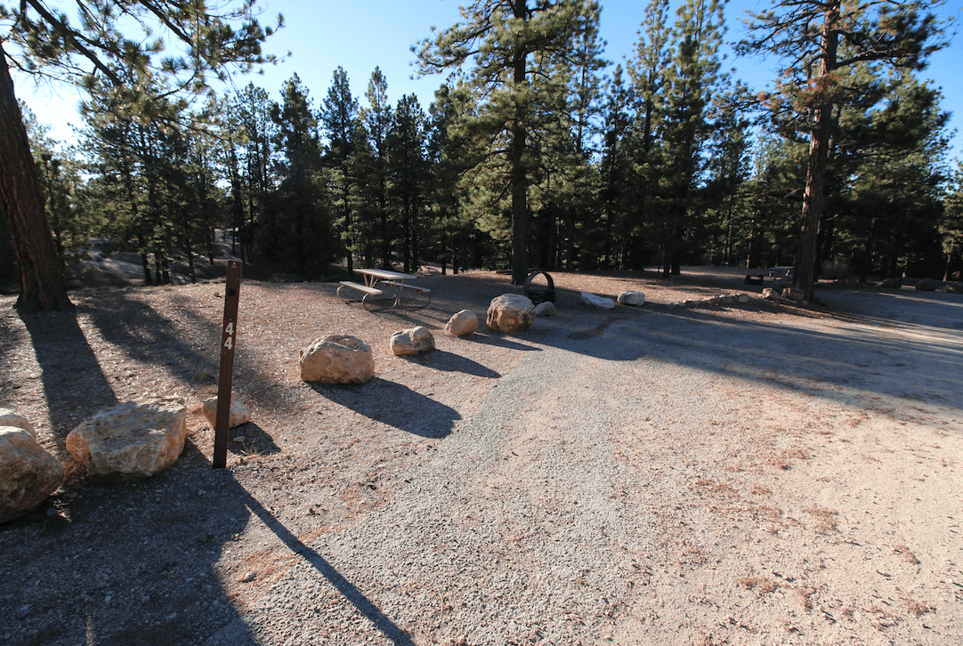 Bryce Canyon National Park Campgrounds - North_044