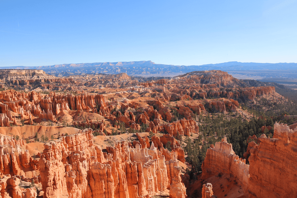 Bryce Canyon National Park Campgrounds - View