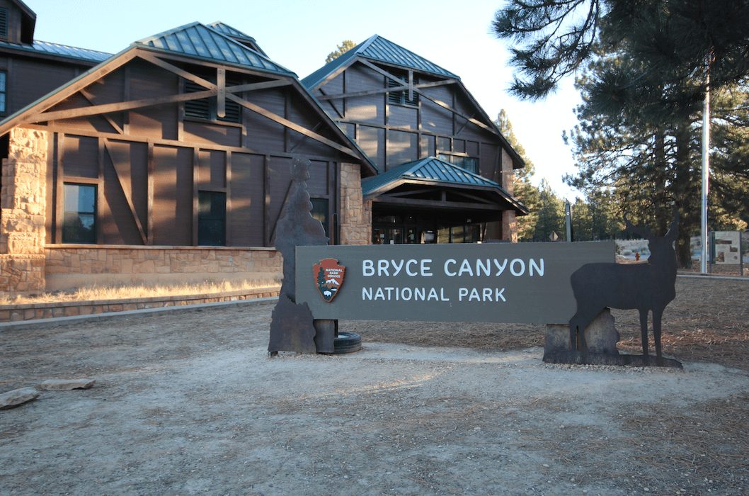 Bryce Canyon National Park Campgrounds - Visitor Center