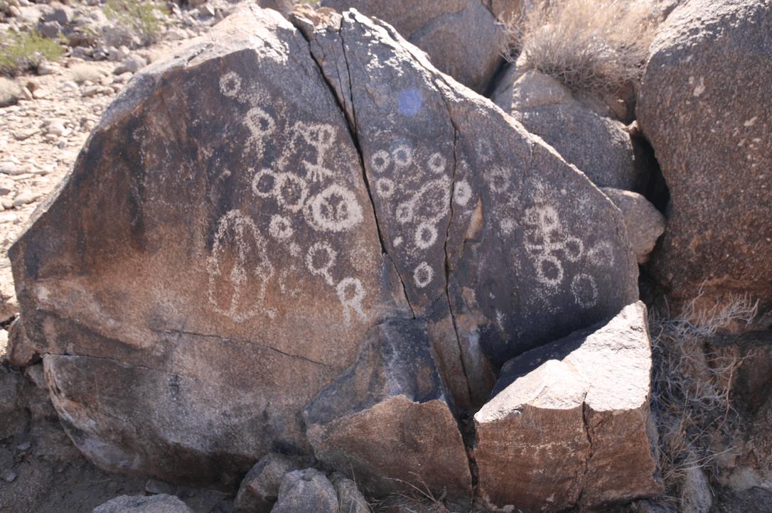 The Sentinel Enigma-Petroglyph 1