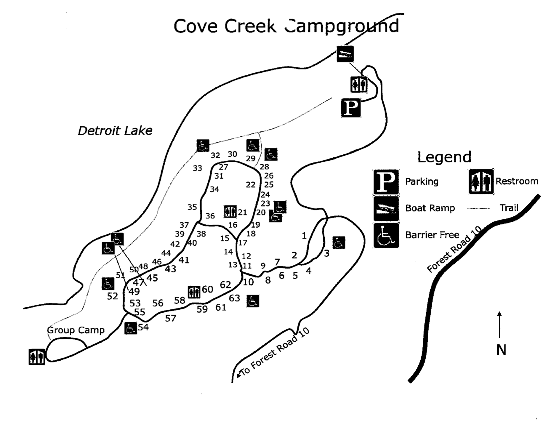 Cove Creek Camping Photos Camping Info Amp Reservations