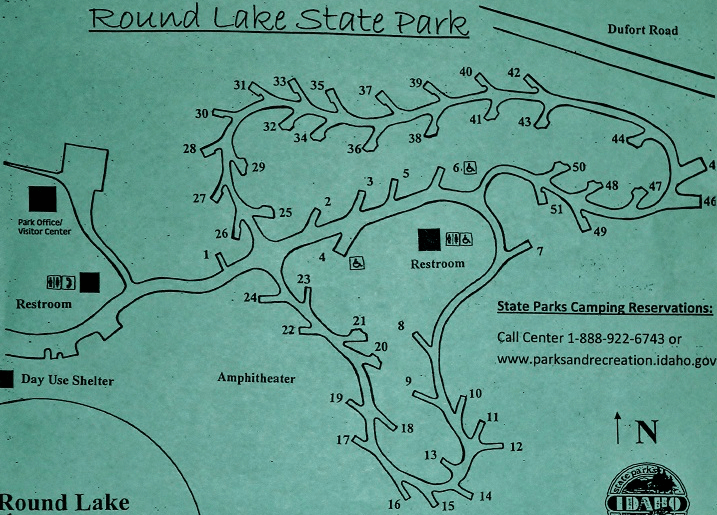 Round Lake State Park - Campsite Photos, Info & Reservations