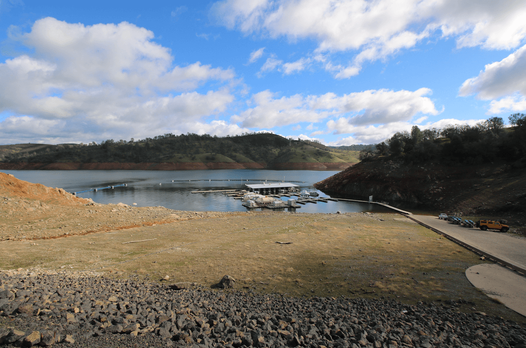 Lake McClure Campgrounds_Horseshoe Bend Marina