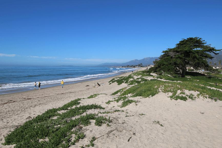 Best Santa Barbara Campgrounds-Carpinteria State Beach