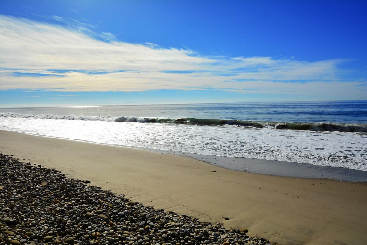 Best Santa Barbara Campgrounds-El Capitan State Beach