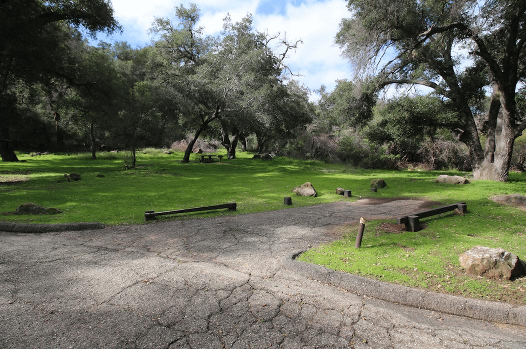 Best Santa Barbara Campgrounds-Fremont-Site 6