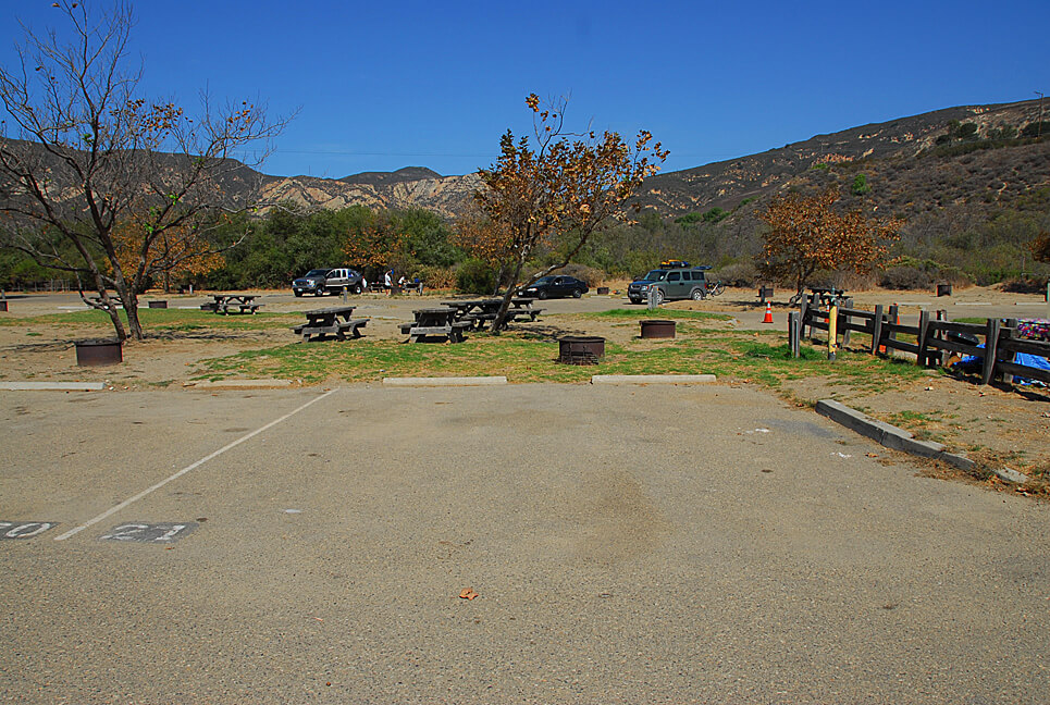 Best Santa Barbara Campgrounds-Gaviota-Site 21