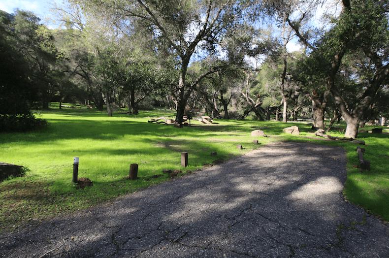 Best Santa Barbara Campgrounds-Los Prietos-Site 27