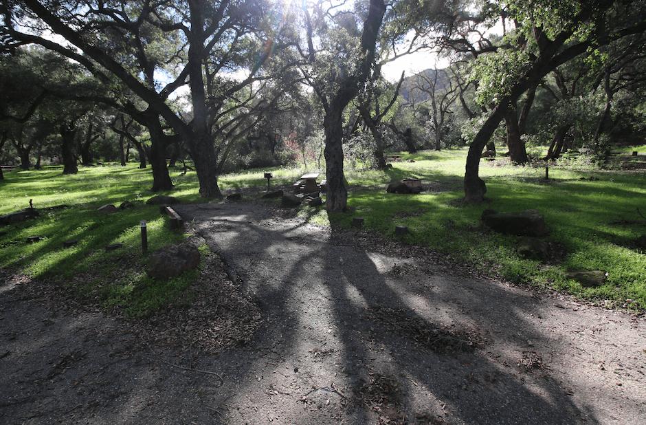 Best Santa Barbara Campgrounds-Los Prietos-Site 30